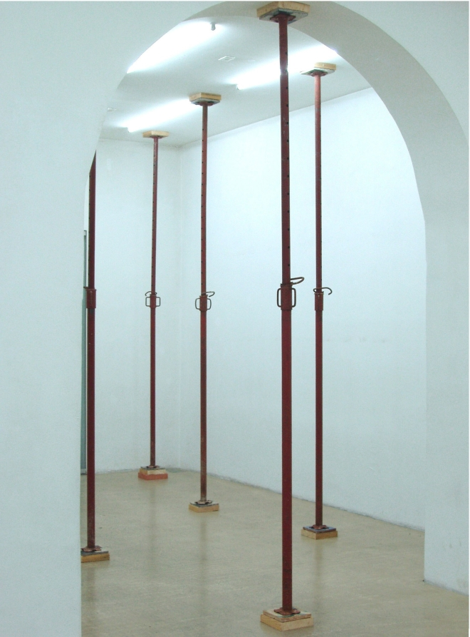 How soon is now2, installazione 2010